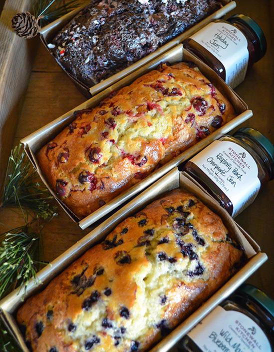 Bakehouse Tea Bread Breakfast Box